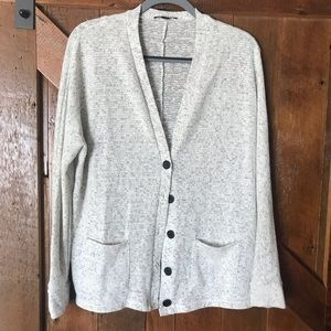 Off-White American Eagle Cardigan